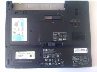 HP Compaq nx6110 Laptop Bottom Base Lower Case Cover Chassis