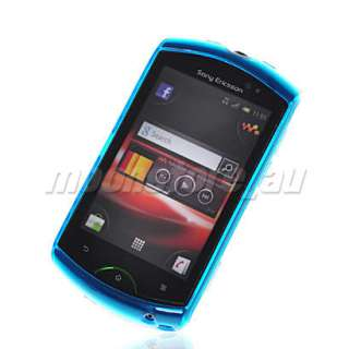 SOFT GEL TPU CASE COVER SONY ERICSSON XPERIA LIVE WITH WALKMAN