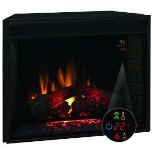 Classic Flame 28 Fixed Front Electric Fireplace Insert
