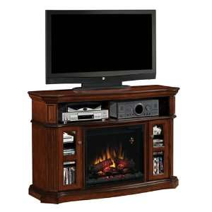 Classic Flame Aberdeen Electric Fireplace Insert & Home Theater Mantel