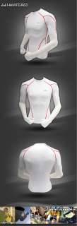 MAXTEN Under layer Compression Tight Shirt 15 Style