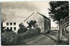 56 LOCMARIAQUER colonie de vacances kerinis 1958 (5)