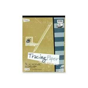 Mead  Tracing Paper, Fade Resistant, 9x12, 40 Sheets