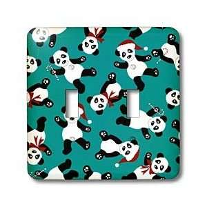 Janna Salak Designs   Holiday Cheer Collection   Cute Christmas Panda