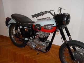 Triumph bonneville t120 1959 da a Bologna    Annunci