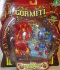 Gormiti Atomic 4 Pack items in MorethantoysUK store on !