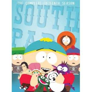 2012 South Park Wall Calendar (8580001464022): Day Dream