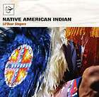 native american indian air mail music cd new from united