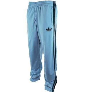 Adidas Firebird 1 Tracksuit Pant Bottoms Blue/Navy Mens