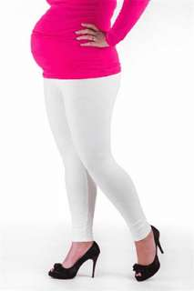 Warm Ankle Length Cotton Maternity Leggings Winter Collection 2012