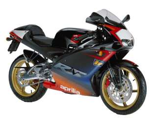 Aprilia RS 125 (1999 2005) Manuale dofficina