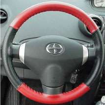 Italian Leather Steering Wheel Cover VW LUPO POLO VENTO  