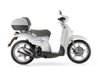 Scooter aprilia scarabeo 50 2 t net BIANCO a Pescantina