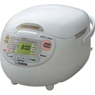 Zojirushi NS ZCC10 No Fuzzy Rice Cooker & Warmer in Rice Cookers