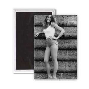 Catherine Bach   Daisy Duke   3x2 inch Fridge Magnet
