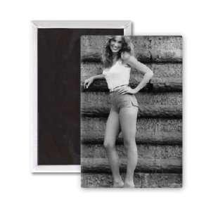 Catherine Bach   Daisy Duke   3x2 inch Fridge Magnet