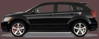 Dodge Caliber Hook Upper Body Side Stripes/Graphics