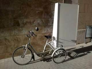 Bicicletas Con Publicidad Móvil Para Tu Empresa U Otras (10694787