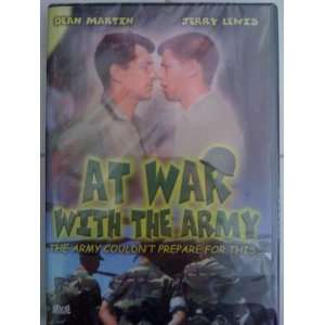 com At War with the Army (DVD) Dean Martin, Jerry Lewis Movies & TV
