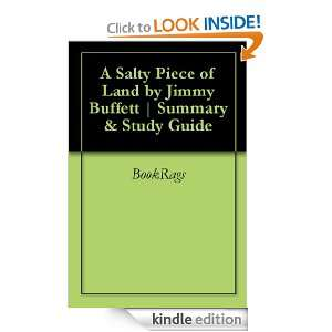 Salty Piece of Land by Jimmy Buffett  Summary & Study Guide