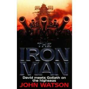 The Iron Man (9780751521474) John Watson Books