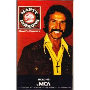Good n Country: Marty Robbins: Music