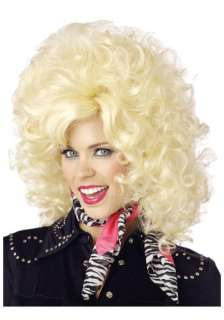 Costumes Classic Costumes Celebrity Costumes Country Western Diva Wig