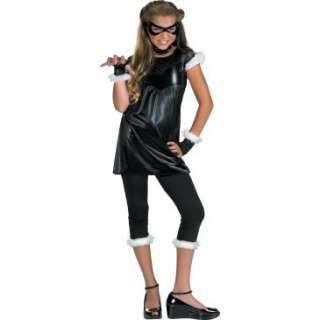 The Amazing Spider man   Black Cat Girl Child Costume, 60721