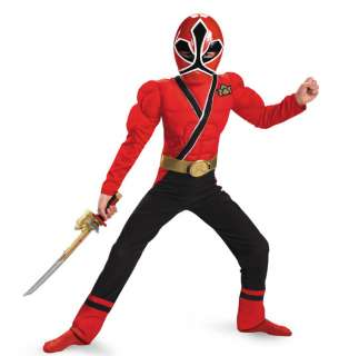 Red Power Ranger Costume   Groups & Themes