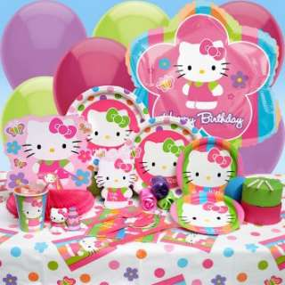 Hello Kitty Deluxe Party Kit Ratings & Reviews   BuyCostumes