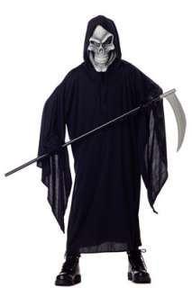Grim Reaper Child Costume for Halloween   Pure Costumes
