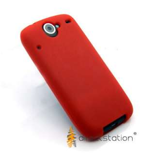 Silicone Gel Skin Case Cover HTC Google Nexus One