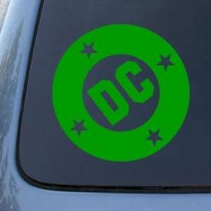 DC COMICS   Vinyl Car Decal Sticker #A1592  Vinyl Color