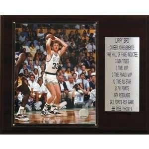 NBA Boston Celtics Career Stat Plaque