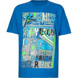 YOUNG & RECKLESS Handdrawn Boys T Shirt 181647215  graphic tees