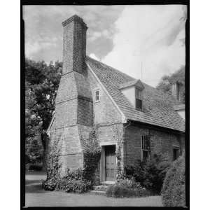 Adam Thoroughgood House,Norfolk vic.,Princess Anne County,Virginia