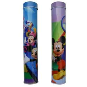 Disney Mickey Mouse Tin Pencil Case (1 pc) Assorted Toys & Games