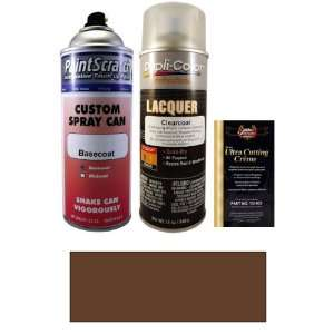 Spray Can Paint Kit for 2006 Ford Police Car (BU/M3837) Automotive