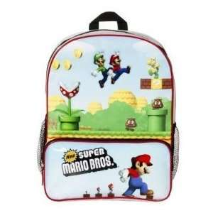 Super Mario Brothers Luigi Backpack Large IN STOCK AVAILABLE