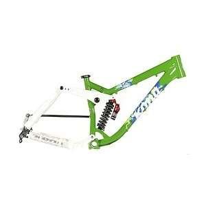 Kona Stinky Deluxe Mountain BIke Frame 16.5 Green