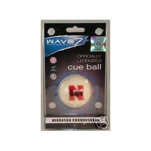 of Nebraska Cornhuskers Billiard Cue Ball