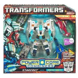 Power Core Action Figure Combiner 5Pack Protectobots: Toys & Games