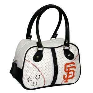 San Francisco Giants Bowler Bag Purse