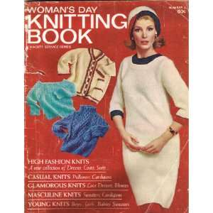 Womans Day Knitting Book, No. 2 Ruth Seder, Editor