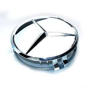 Mercedes Benz Chrome Wheel Center Cap Automotive