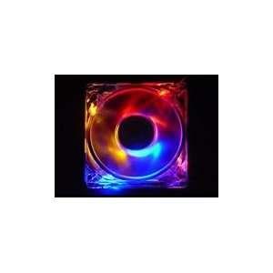 APEVIA CF4SL 4C Multi Color LED Case Fan Electronics