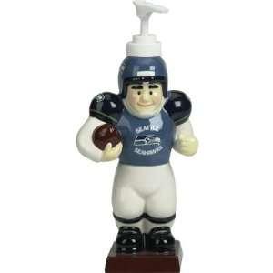 Sports Seattle Seahawks Ceramic Condiment Dispenser