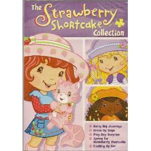 Play Day Surprise, Spring for Strawberry Shortcake, and Cooking Up Fun