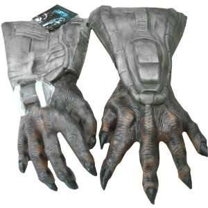 Lets Party By Rubies Costumes Predator Deluxe Latex Hands