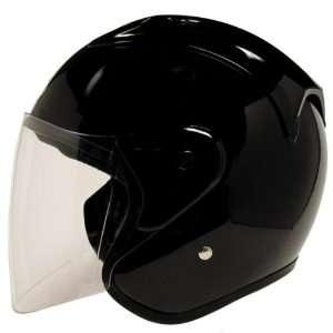 THH T 371 Open Face Cruiser Street Bike Motorcycle Helmet